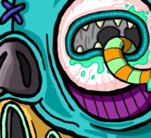 Carnihell #12 Monster head Sticker