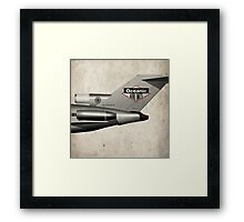 Licensed to crash Framed Print