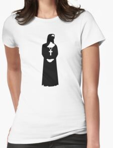 Nun woman T-Shirt