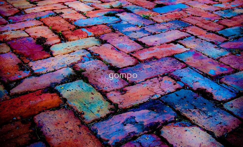 rainbow blocks by gompo
