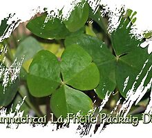 A blessed St. Patrick's Day to you! by WalnutHill