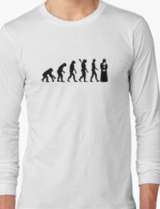 Evolution Nun Long Sleeve T-Shirt