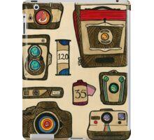 The History of the Camera iPad Case/Skin