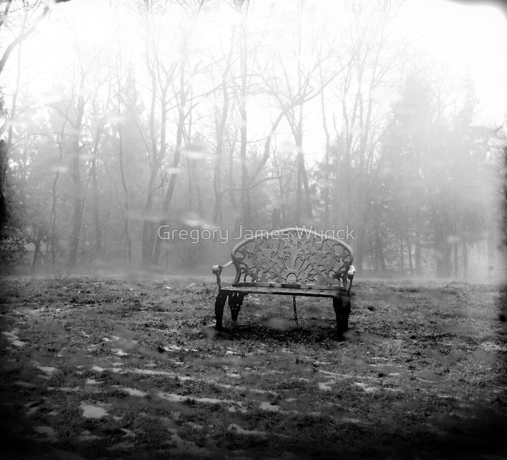 Bench by Gregory James Wyrick