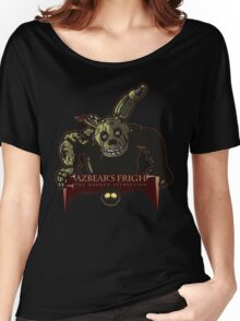 Fazbear's Fright: The Horror Attraction Women's Relaxed Fit T-Shirt