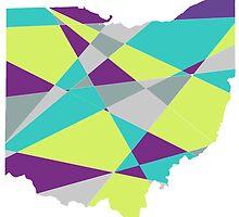 Geometric Ohio  by StephenWojtila