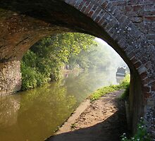 canal hatton coventry  by Richard Plastow