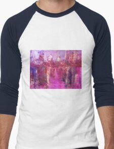 A Study in Pink Men's Baseball ¾ T-Shirt