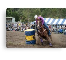 Picton Rodeo BR15 Canvas Print