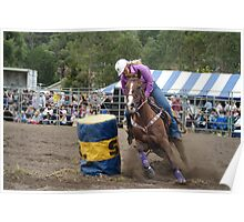 Picton Rodeo BR15 Poster