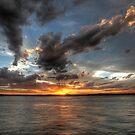 Noosa Sunset by Sam Frysteen