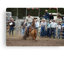 Picton Rodeo ROPE4 Canvas Print