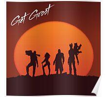 Get Groot Poster
