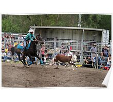 Picton Rodeo ROPE9 Poster