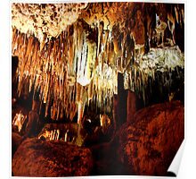 Kelly Hill Caves Poster