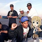 Gangsta With Waifus by Meatballs