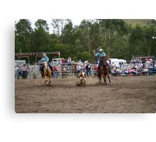 Picton Rodeo ROPE11 Canvas Print