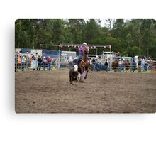 Picton Rodeo ROPE14 Canvas Print