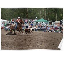 Picton Rodeo ROPE15 Poster