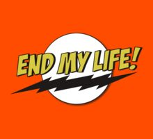 End My Life! by dpfelix