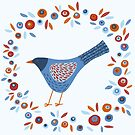March Bird by Nic Squirrell