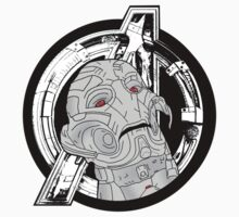 Ultron and Logo Kids Clothes