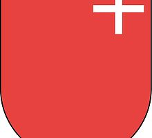 Coat of Arms of Schwyz Canton by abbeyz71