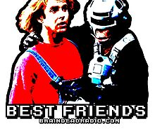 Best Friends - The Fahey and His Monkey by BrainDeadRadio