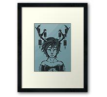 Bethan Framed Print