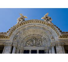 Marble Palace Photographic Print