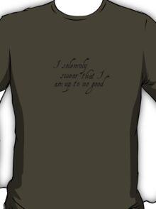 Harry Potter - Mischief Managed T-Shirt