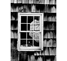 LOOKING THROUGH THE WINDOW Photographic Print