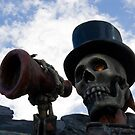 The Skull in the Hat by Igor Janicijevic