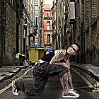 Alley Cat by Tony Wilkinson