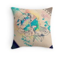 Good Mythical Morning ☆ ! Throw Pillow
