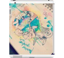 Good Mythical Morning ☆ ! iPad Case/Skin
