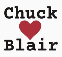 Chuck ♥ Blair by atomicseasoning