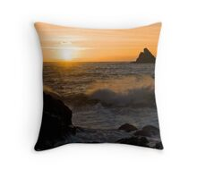 By the Sea, By the Sea Throw Pillow