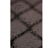 stuck inside on a rainy day... Photographic Print