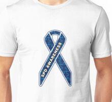 SPD Awareness Ribbon Unisex T-Shirt