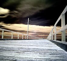 Urangan Jetty IR by Matt Penfold