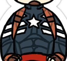 CA: The Winter Soldier Sticker