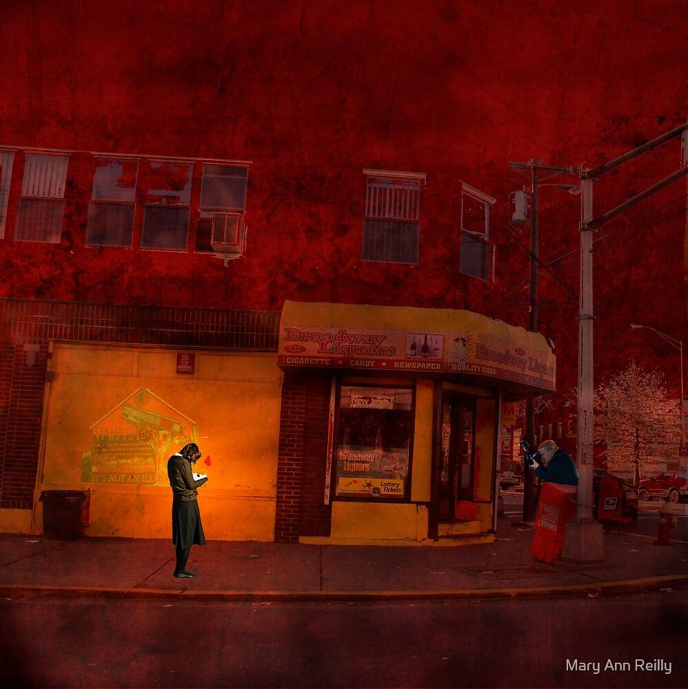 Voyeur by Mary Ann Reilly