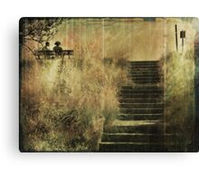 by invitation only Canvas Print