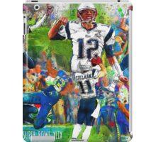 New England Patriots Win Super Bowl XLIX  iPad Case/Skin