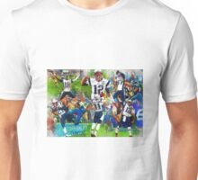 New England Patriots Win Super Bowl XLIX  Unisex T-Shirt