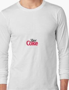 Diet Coke Long Sleeve T-Shirt