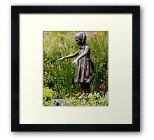 Cherish The Children (please read description) Framed Print