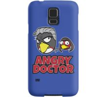 Angry Doctor Samsung Galaxy Case/Skin