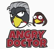 Angry Doctor Kids Tee